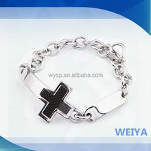 Hot Fashion Jewelry Bracelet Stainless Steel Chunky Chain Bracelet 2015