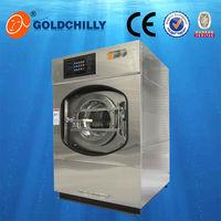 fully automatic garments washing process machine low noise washing machine