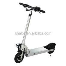 Aluminium Folding Electric Scooter with 400W Brushless Motor
