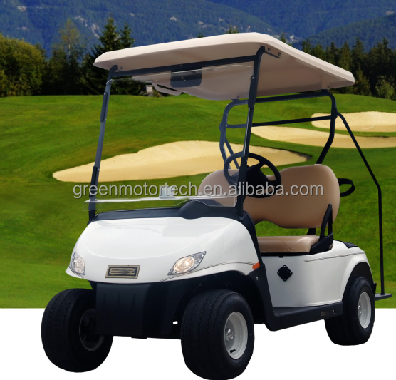 2015 new design 4 wheel drive electric golf cart for sale for Motorized carts for sale