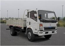 2015 hot brand SINO HOWO 4*2 light mini cargo truck for sale