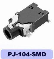 female magic phone jack PJ-104-SMD