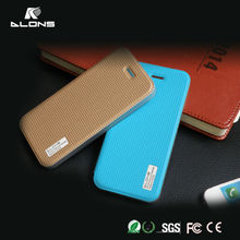 Hot Sale Custom Logo PU Leather Flip Case for iPhone 5/5s,Luxury Soft Flip Mobile Phone Skin Leather Case for iPhone5/5s