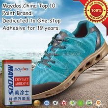 Yellowing and freezing resistant Adhesive for Shoe-making PA01&PA02