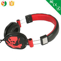 retro super bass music and gaming headset