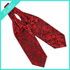 Cravat Mens Neck Tie Satin Self Tie For Wedding