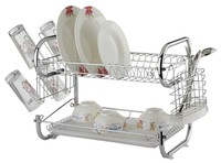 MD428 hot sell metal kitchen dish rack plate rack