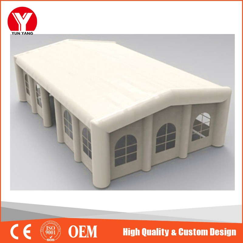 Inflatable tent 20
