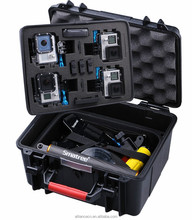 Smatree SmaCase GA700-4 Waterproof Go pro Case-ABS Carrying and Travel Case for Go pro Hero4, 3+, 3, 2, 1