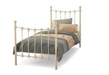 Home furniture designs metal single bed frame with wood slats