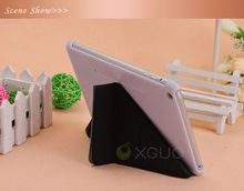 Newest luxury case for ipad mini High PU leather cover