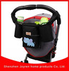 2015 wholesale baby stroller organizer, outdoor travel hanging baby bag
