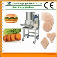 China Automatic Chicken Nuggets Burger Hamburger Patty Machine