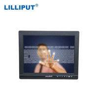 Lilliput 5 Wire Resistive IP62 Touch screen Monitor 9.7 inch IPS Panel Physical Resolution 1024 * 768