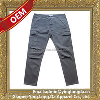Top level hot sell ladies pants cutting