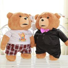 Funny Cuddle Toys Teddy Bear Stuffed animals for Baby