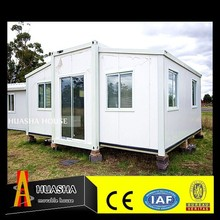 mobile laundry ready made container house China