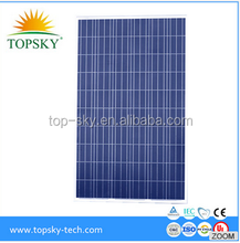 Poly solar panel, 100W polycrystalline pv solar module stock with TUV,PV cycle, MCS,UL