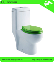 Sanitary ware one piece children size toilet