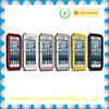 2015 big promotional hot selling aluminum metal waterproof case for iphone 5c waterproof shockproof dustproof