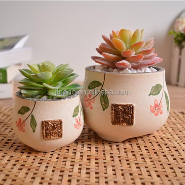 Modern Home Decor Small Ceramic Indoor Plant Pots Buy