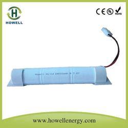 3.6v Ni-cd SC Battery Pack