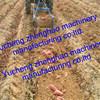 Harvesting machine 4U-600A single row potato harvester planter & harvester for walking tractor 10-12hp