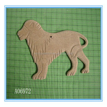 arts and minds handmade cheap wooden animal ornaments wholesale