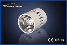 Made in china ce rohs led ceiling downlight 5W 10W 15W 25W round ip44 recessed led surface mounted downlight