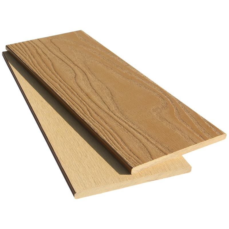 Древесно-полимерного композита открытый декоративный составной забор панели