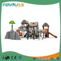 Jungle Adventure Series China Products Nursery Outdoor Playground Equipment