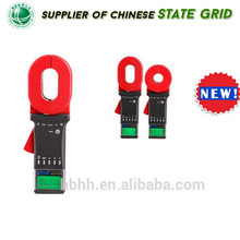 small size portable ground resistance tester digital clamp meter
