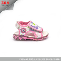 2015 Newest Anti-skid New Arrival Fashion Hard Sole Baby Girls Shoes