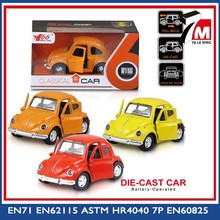 1:38 Scale pull back die cast miniature car model toy with open door toys car metal