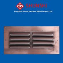Metall air grille/floor register SS-SCC