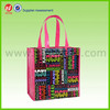 China Eco Printed Beach PP Non Woven Bag for Shopping