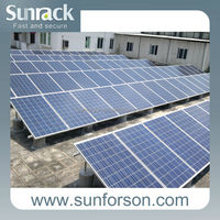 Mounting accurate roof, bipv solar panel with 10 years warranty