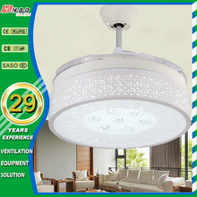 new technology 42inch imported dc motor no blade ceiling fan