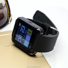 LEDO 2015 latest wrist watch mobile phone for men/women cheap factory wholesale hand watch mobile phone price