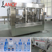 full automatic plastic water bottle sealing cap machine for sale