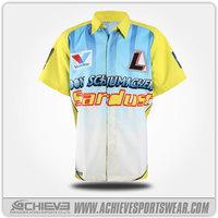 wholesale custom sublimation racing uniform