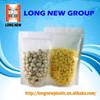 Transparent Food Grade And Reusable Ziplock Stand Up Plastic Bag