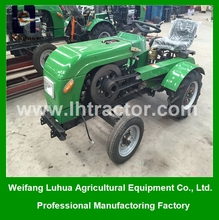 Agricultural farm tractors 18hp mini farm tractor for supply