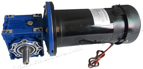Gear Speed Reducer For Electric Motors 12v With Reducer: electric motor with gearbox