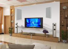 CE Bluetooth/USB/SD/FM/MP3/AUX wall mount speaker for home theater