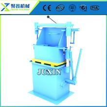 manual de bloqueo de ladrillo v5 máquina manual de ladrillo de la máquina de fábrica