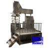 MIC Micmachinery Auto-lifting vacuum emulsifying mixer homogenizer tank
