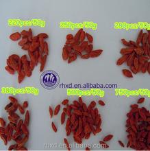 GMP High Quality Certified Organic Goji Berry
