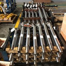 14D0004 liugoing wheel loader hydraulic cylinder piston rod, machine parts hydraulic cylinder piston rod