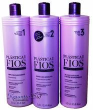 Cadiveu - Hair Plastic Surgery - Plastica dos Fios 3 steps